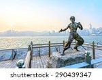 hong kong   february 9  2015 ... | Shutterstock . vector #290439347