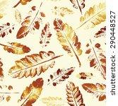 Autumn Pattern.  Beautiful...