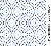 geometric ornament. seamless ...   Shutterstock . vector #290488907
