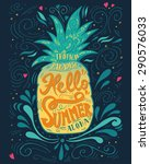 "print ""hello summer"" with a... 