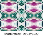 abstract bright colorful... | Shutterstock . vector #290598227