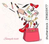 vector illustration with...   Shutterstock .eps vector #290835977