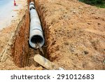 Concrete Pipeline Construction...