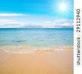 shores of heaven | Shutterstock . vector #29112940