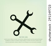 repair icon   Shutterstock .eps vector #291149723