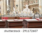 prague   may 27  cathedral... | Shutterstock . vector #291172607