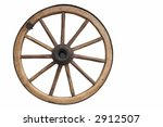 Old Fashioned Wheel