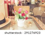 colorful decoration artificial ... | Shutterstock . vector #291276923