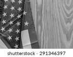 american flag independence day... | Shutterstock . vector #291346397