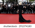 cannes  france  may 19  cate... | Shutterstock . vector #291374183
