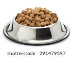 Stock photo dog food pet food food 291479597