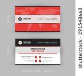vector modern creative and... | Shutterstock .eps vector #291548663