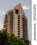 building  yerevan  armenia  ...   Shutterstock . vector #291572393