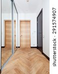 interior of corridor | Shutterstock . vector #291574907