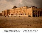 al aqsa mosque  old city ...   Shutterstock . vector #291621497