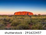 Australia Outback In Northern...