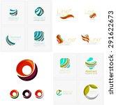 universal abstract geometric...   Shutterstock .eps vector #291622673