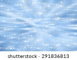 bright abstract blue background ... | Shutterstock . vector #291836813