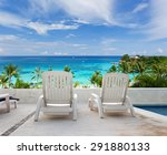 Tropical Vacation. Seaview Fro...