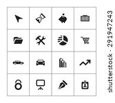 company icons universal set for ...   Shutterstock . vector #291947243