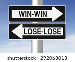 modified road sign indicating... | Shutterstock . vector #292063013