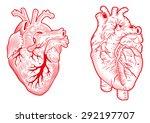 hearts | Shutterstock .eps vector #292197707