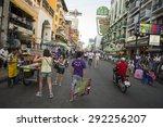 bangkok  thailand   november 16 ...   Shutterstock . vector #292256207