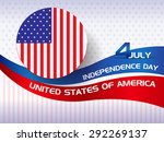 happy independence day of... | Shutterstock .eps vector #292269137