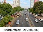 mandalay  myanmar   jan 15 ... | Shutterstock . vector #292288787