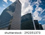 photo of the office buildings... | Shutterstock . vector #292351373