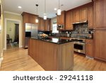 kitchen in new construction... | Shutterstock . vector #29241118