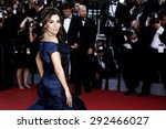 cannes  france  may 18  actress ... | Shutterstock . vector #292466027