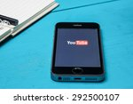 chiangmai  thailand  june 30 ... | Shutterstock . vector #292500107
