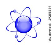 atom   Shutterstock . vector #29258899