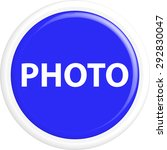 button photo . the round shape. ... | Shutterstock .eps vector #292830047