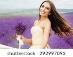 Beautiful Smiling Woman With...