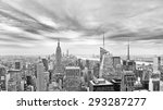View Of New York City In A...
