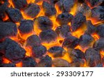 The Burning Coals In The...