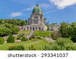 saint joseph's oratory of mount ... | Shutterstock . vector #293341037