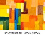 abstract texture background of... | Shutterstock . vector #293375927