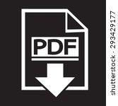 pdf icon | Shutterstock .eps vector #293429177