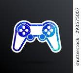 joystick icon rounded squares...