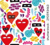 Cool Vector Fashionable Patter...