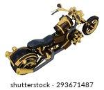 motorcycle | Shutterstock . vector #293671487