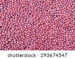red beans for background | Shutterstock . vector #293674547