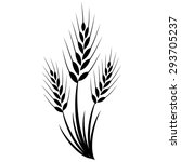 Wheat Grass Green Icon Juice...