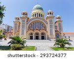 saint andrew basilica  the... | Shutterstock . vector #293724377