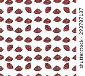 seamless pattern with...   Shutterstock .eps vector #293787137