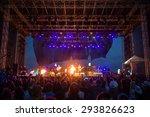 piestany  slovakia   june 28 ... | Shutterstock . vector #293826623