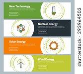 flat design concept. set of...   Shutterstock .eps vector #293964503